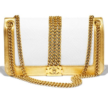 Chanel Cruise Versailles bag
