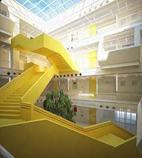 A-Tasarım Mimarlık Firması'na hazırlanmış olan Perspektif- Proje Çalışmaları