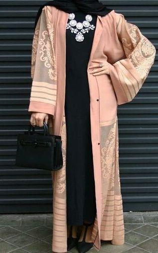 Modern Abaya Style