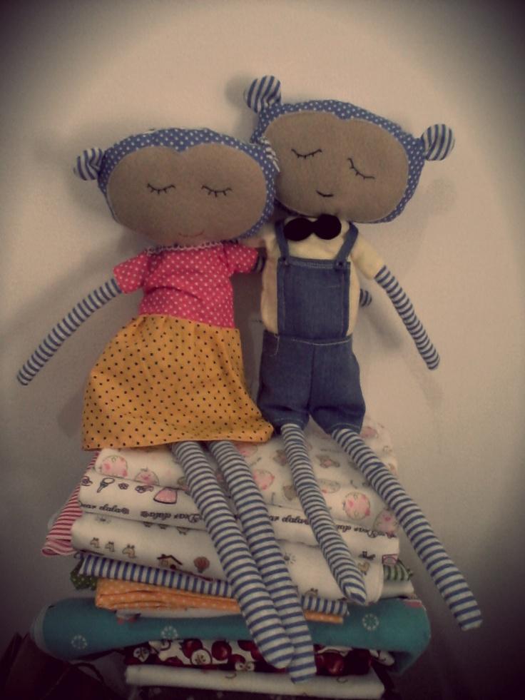 Ella and Joao