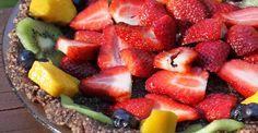 Amazingly Delicious Date Fruit Pie - Nutrition Studies Plant-Based Recipes
