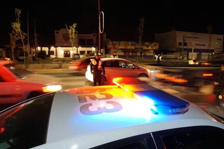 """""""Detiene Tránsito a 95 conductores en estado de ebriedad"""""""