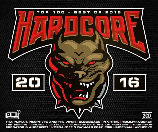 Hardcore Top 100 - Best Of 2016
