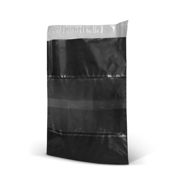 Buy Black Plastic Courier Mailing Bags Online at Best Price.
