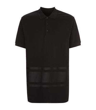Givenchy Contrast Panel Polo Shirt available to buy at Harrods. Shop men's designer polo shirts online and earn Rewards points.
