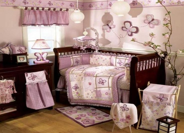 Kids Room, Sugar Plum Baby Room Ideas For Girls Cool Design Furniture For Baby Girl Nursery DIY Nursery Decor With Sweet Design Boho Baby Nursery The DIY Mommy Canopy Girly Cute Wonderful: The Ideas Of Interior Design Baby Room Ideas For A Girl Is A Good Choice
