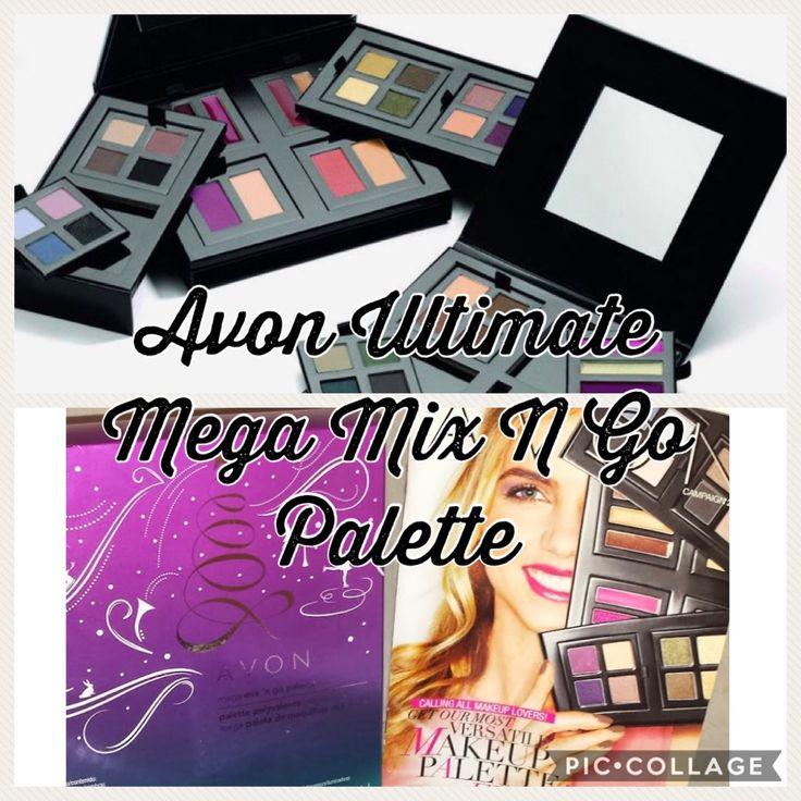🌟Ultimate Mega Mix N' Go Makeup Palette🌟 💄 👁 👄  ❇️Sold Out❇️  👉Follow @avonplusshop #party #sale #buy #avon #avonrepresentative #avonproducts #avonplusshop #shop #shopping #addiction #avonplus #addicted #get #got #got7 #gotem