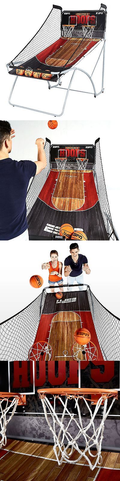 Other Indoor Games 36278: Espn Ez Fold Indoor Basketball Game For 2 Players With Led Sco... 2-Day Delivery -> BUY IT NOW ONLY: $178.78 on eBay!