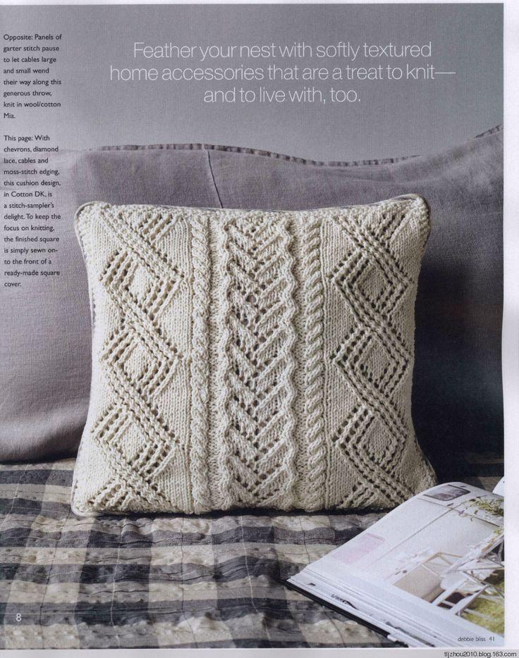 Debbie Bliss Knitting Magazine 2015 春夏 - 紫苏 - 紫苏的博客