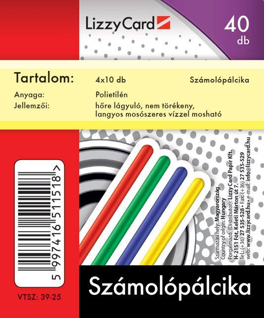 Számolópálcika  A színes pálcikák segítséget adhatnak a matematikai feladatok lemodellezéséhez.