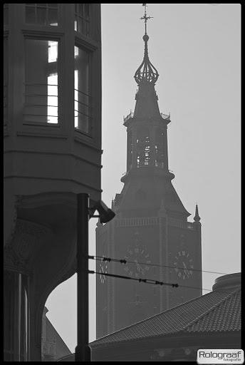 Grote kerk toren, Den Haag