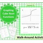 This activity is designed to help students with graphing cube root functions.    Students can graph by shifting or dilating the parent function, or...