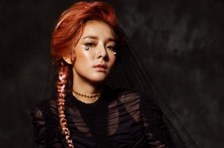 2NE1's Sandara Park's Fall Fashion Photoshoot [More Image] >>…