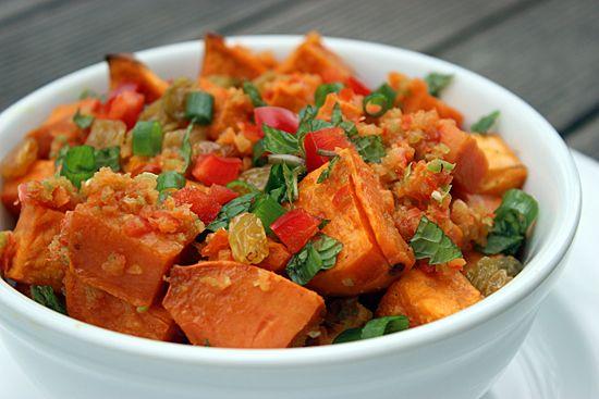 Healthy Sweet Potato Salad Recipe