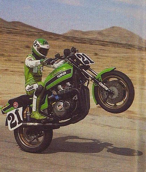 Kawasaki Z1000R? for Eddie Lawson