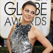 Best Beauty Looks from the Golden Globe Awards #goldenglobesawards #redcarpet #beauty #celebrities #makeup #tresses