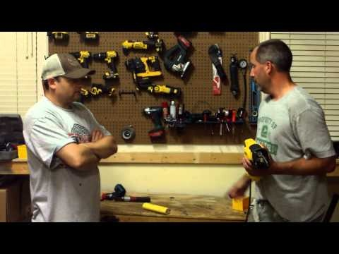 DeWALT DWE357 10 Amp Compact Reciprocating Saw - Exclusive First Look