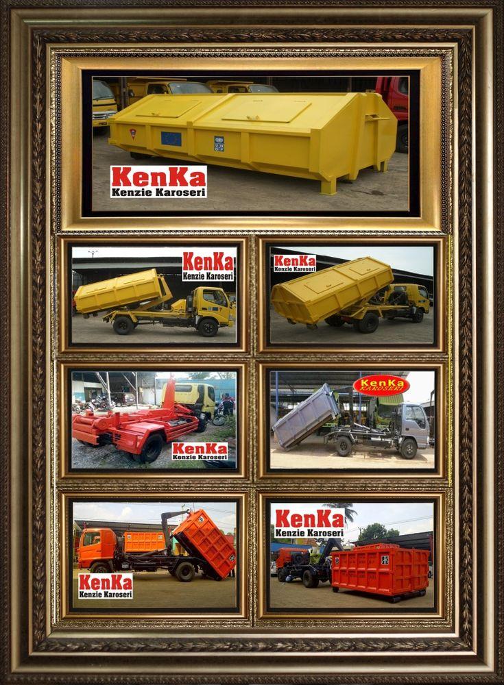 Harga Mobil & Truck Sampah Amr Roll Kompektor