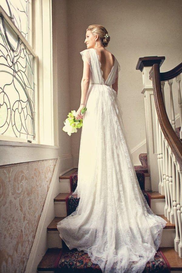 les 25 meilleures id es concernant robes de mariage en. Black Bedroom Furniture Sets. Home Design Ideas