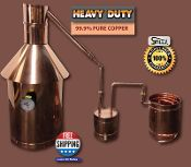 MOONSHINE STILL FOR SALE 10 Gallon super stealth still. Easy to conceal and assembles in minutes.