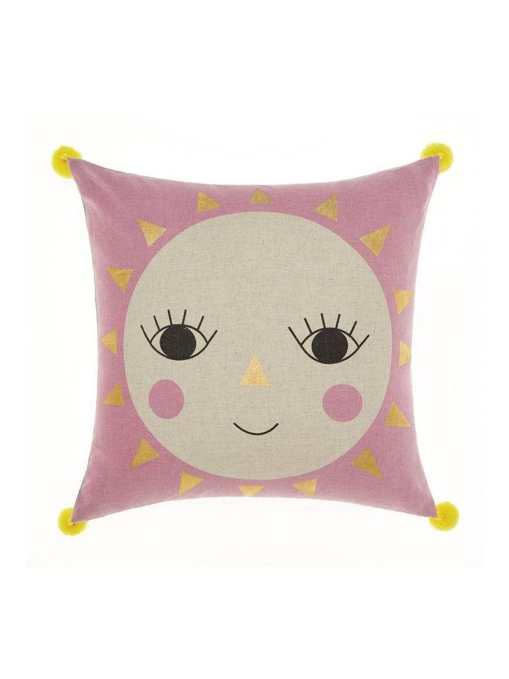 Hiccups Novelty Hello Sunshine Cushion
