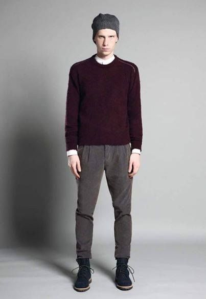 Colore d'inverno...#Myths lookBook for #Man