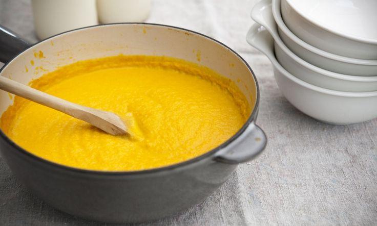 Kitchenette — Mrkvová polévka s pomerančem