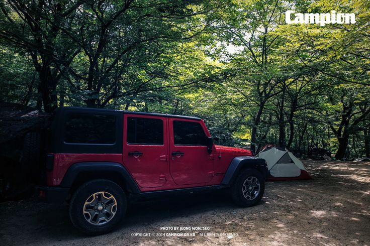 #Campion_Jeep Rubicon Camping car 캠피언 오토캠핑, 계곡캠핑 떠나기, 트레킹, 지프, 루비콘, 캠핑카