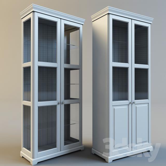 Ikea Liatorp Bookcase Merchandising Display New Bars