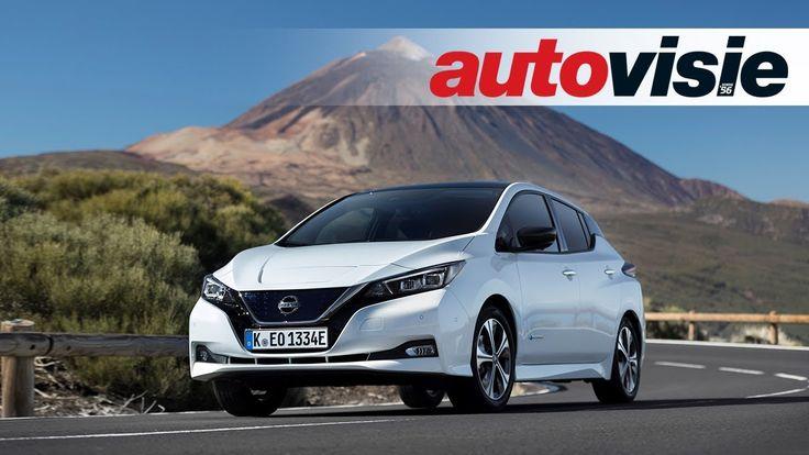 Nissan Leaf (2018) - Test - Autovisie TV