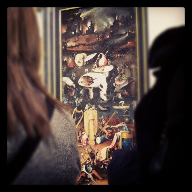 Museu do Prado, Madrid  http://frutaouchocolate.blog.pt/2012/11/bosch-e-bom/
