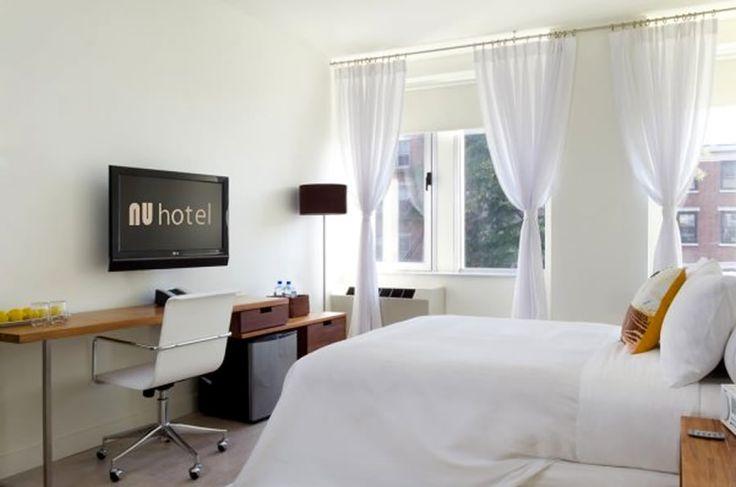35 best bedrooms images on pinterest modern bedroom for Best hotel room interiors