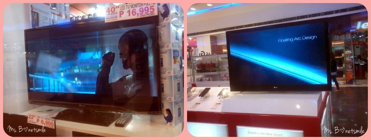 Ms. B: Get yours now at the SM Supermalls' Cyber Month Tech Sale!!