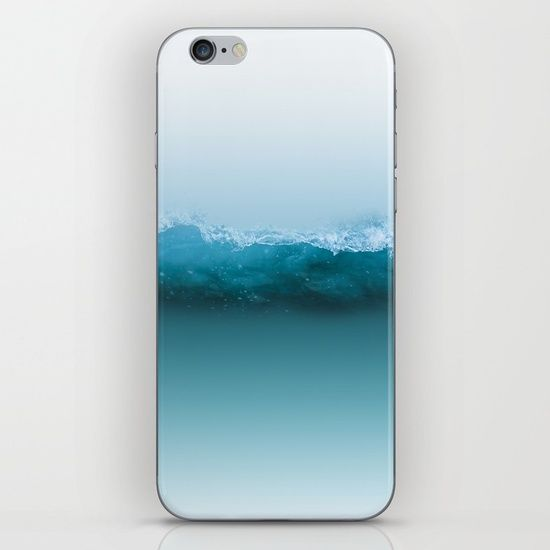 Section of love iPhone & iPod Skin