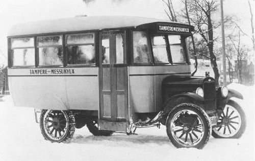 Chevrolet, Tampere-Messukylä
