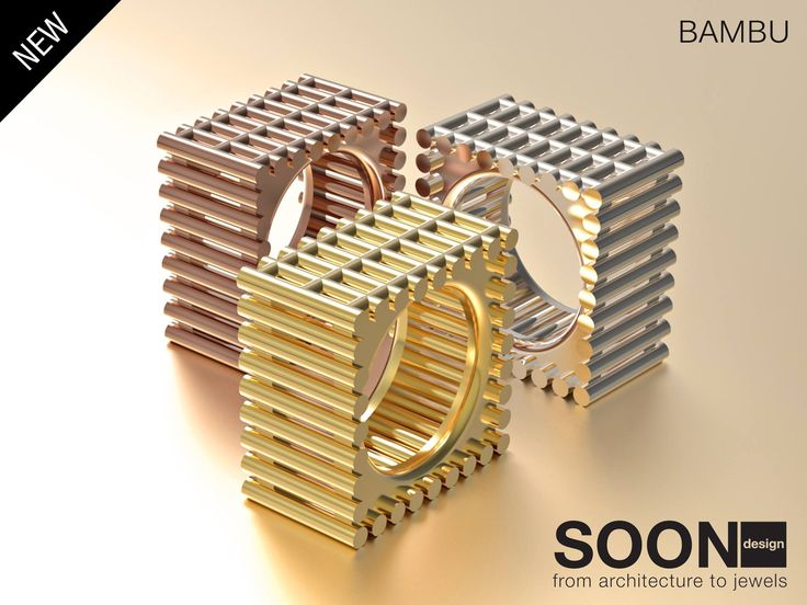 NEW BAMBU' RING AVAILABLE MORE SIZES SOON - https://www.shapeways.com/product/EHZLANRB9/bambu-ring-6-5?li=shop-results&optionId=56715723