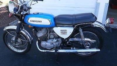 1970 Kawasaki Avenger 350 A7 Z190