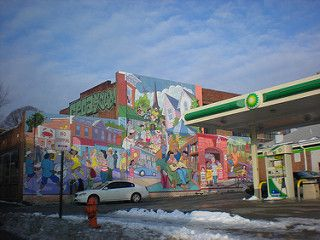 Baltimore Ghetto | Flickr: The The Baltimore Ghetto Pool