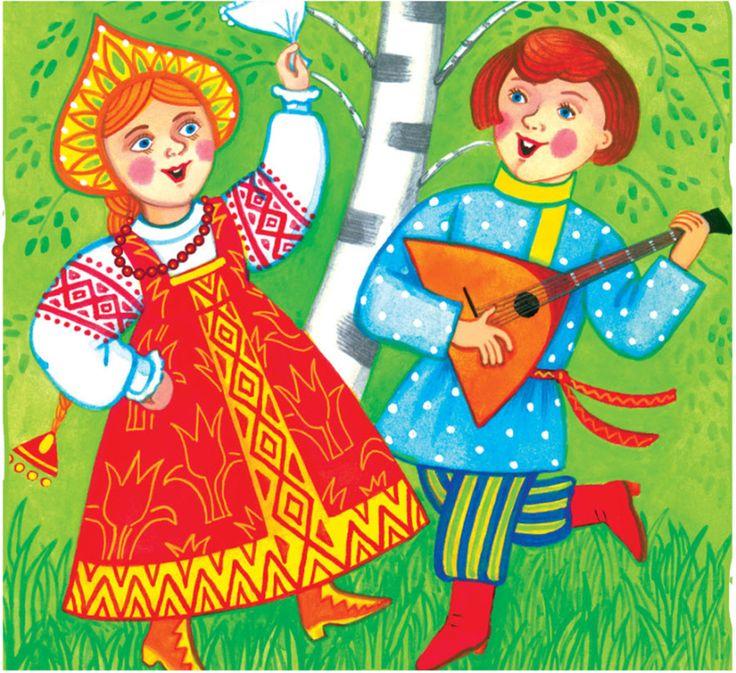 Картинки по народному творчеству