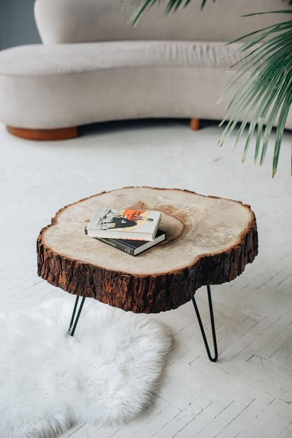 Coffee Table Wood Coffee Table Live Edge Coffee Table Etsy Zhurnalnye Stoliki Stoliki Stol