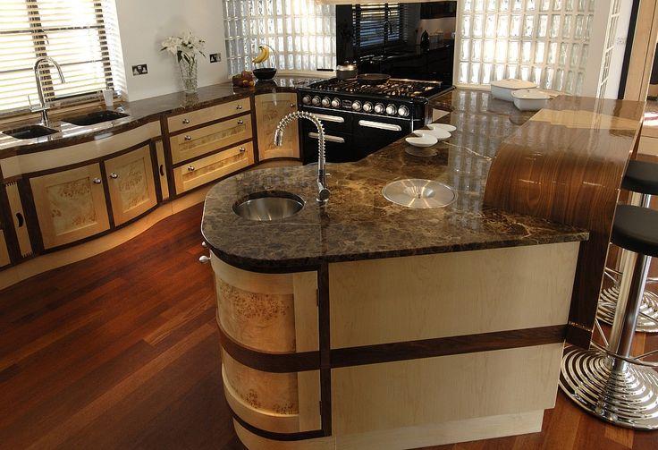 25 beste idee n over art deco keuken op pinterest art deco verlichting art deco decor en art - Deco design keuken ...