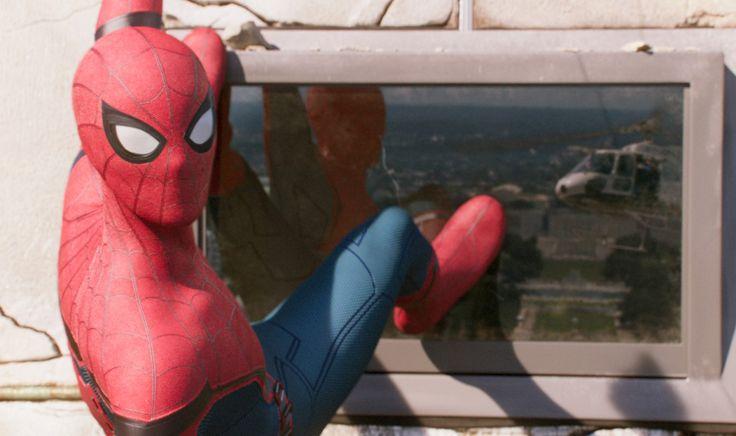 #SpiderMan #Homecoming #Opening day #BoxOffice estimated $50.5 million and  poised to become the second highest opening for a Spider-Man films. - トム・ホランドのスパイダーマンが、相棒のデッドプールを倒した ! !、「ガーディアンズ 2」を上回る巨額の宣伝費が投じられた「スパイダーマン : ホームカミング」が、アンドリュー・ガーフィールド主演作を超えるアメイジングな初日の大ヒット - #映画 #エンタメ #セレブ & #テレビ の 情報 ニュース from #CIAMovieNews / CIA こちら映画中央情報局です