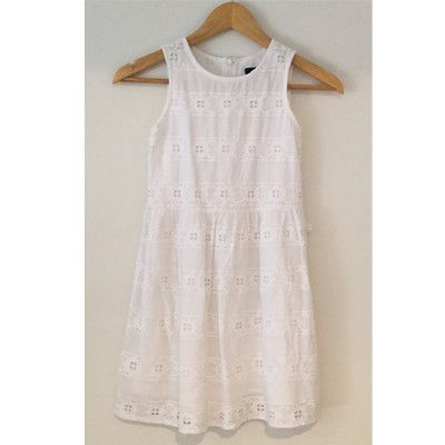 Closet Collections - White girls dress
