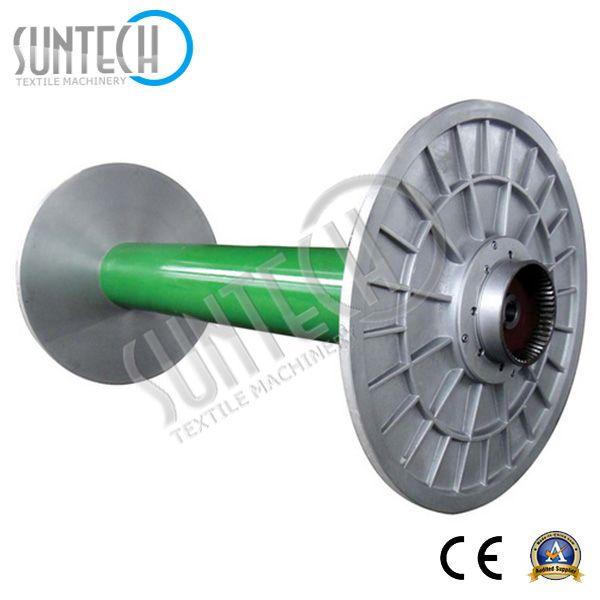 Aluminium warp beam for weaving machine www.suntech-machinery.com sales16@suntech-machinery.com what's app: +0086 182 7082 3979