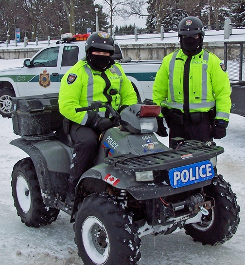 how to find out if someone was with ottawa police