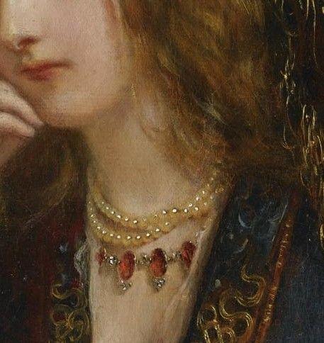 Juliet by Thomas Francis Dicksee