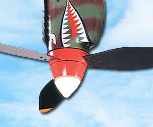 World War II Airplane Ceiling Fan $261.00