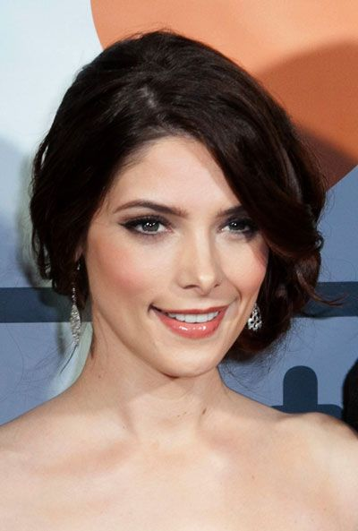 2 Easy Makeup Tricks That Made This Eye Makeup Look on Ashley Greene Extra-Pretty...wedding makeup?