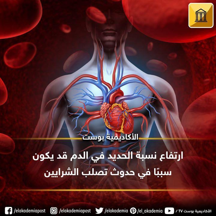 ارتفاع نسبة الحديد في الدم قد يكون سببا في حدوث تصلب الشرايين تعتبر نسبة الحديد المرتفعة في الجسم من أحد المؤشرات السيئة على الصحة العامة Movie Posters Movies