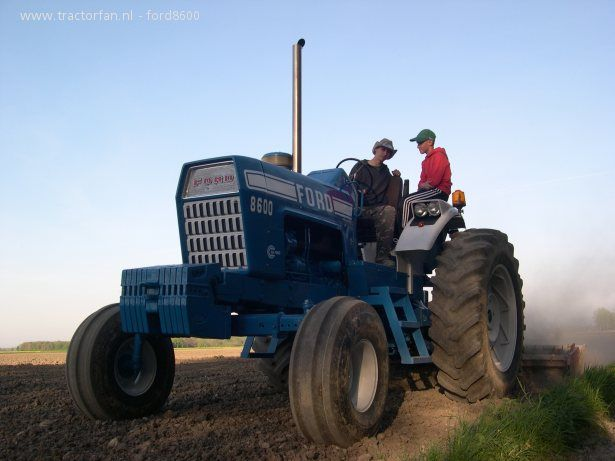 Ford 8600 Tractor | Ford 8600 | Photo de ford8600